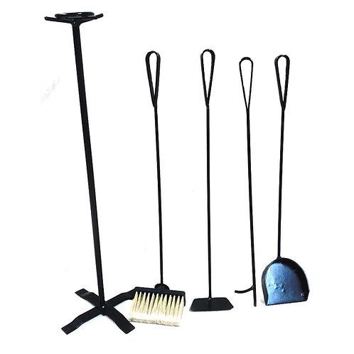 Kit limpeza de Lareiras Simples