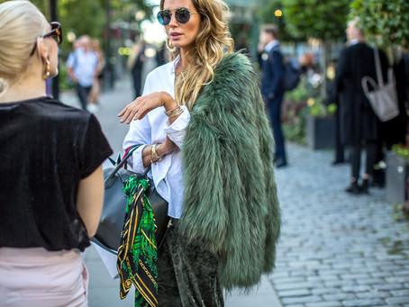 Street fashion: Варшава