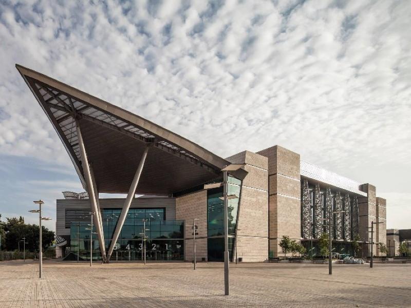 tel aviv convention center pavilion 2 - 800×533