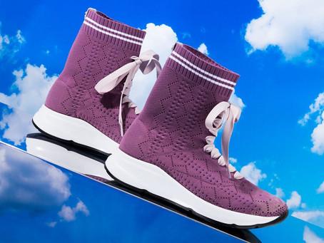 Итальянский бренд обуви JOG DOG представляет футуристичные сникеры – must-have сезона!