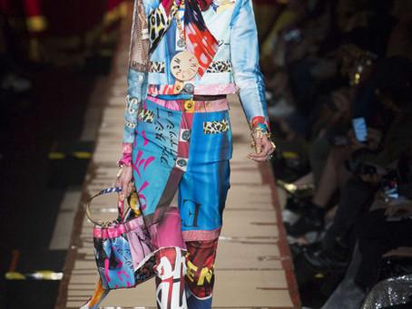 Catwalk: Moschino, Missoni, MaxMara, Versace на Неделе Моды в Милане