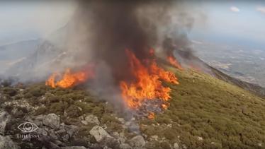 THALASSA - Corse : La Guerre Du Feu - Montage et Mixage