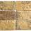 Thumbnail: Artisan Gold 6.5cm x 20cm Wall Tile
