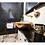 Thumbnail: Hexagon Gloss Black (5.1 cm x 5.9cm) 32cm x 28cm Mosaic Tile