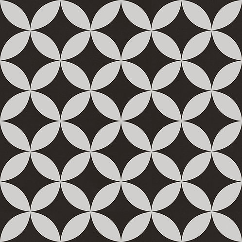 Feature Beatrice 33x33x7mm Wall & Floor Tile
