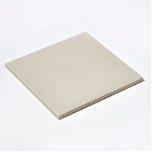 Unglazed White Quarry 14.6cm x 14.6cm Floor Tile