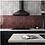 Thumbnail: Artisan Burgundy 13.2cm x 13.2cm Wall Tile