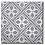 Thumbnail: Laurent Mr Jones Charcoal 18.6cm X 18.6cm