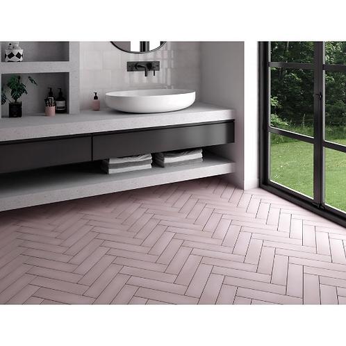 Stromboli Rose Breeze 9.2cm x 36.8cm Wall & Floor Tile