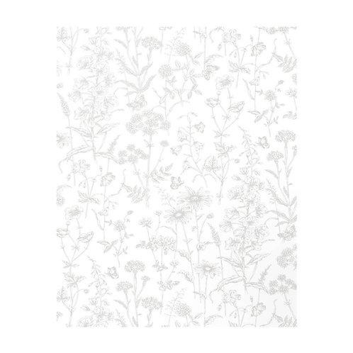 Lisette White Splashback  600mm x 750mm x 6mm
