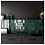 Thumbnail: Artisan Moss Green 13.2cm x 13.2cm Wall Tile