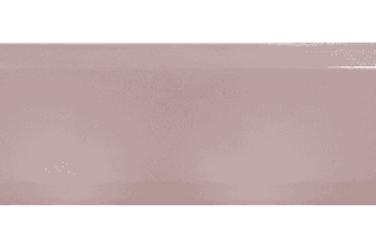 Metro Brick Gloss Rosa 10cm x 30cm Wall Tile