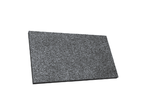 Bazalt Black 60cm x 90cm x 2cm Outdoor Floor Tile