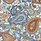 Thumbnail: Paisley Nur 25cm x 25cm Wall & Floor Tile