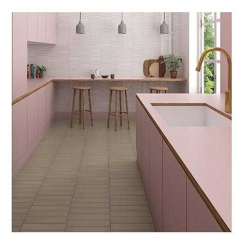 Stromboli Savasana 9.2cm x 36.8cm Wall & Floor Tile