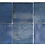 Thumbnail: Artisan Colonial Blue 13.2cm x 13.2cm Wall Tile