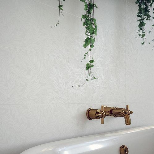 Larkspur White Wall 248mm x 498mm x 8.5mm