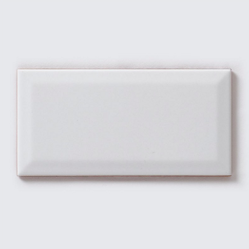 Metro Brick White Gloss 10cm x 20cm Wall Tile