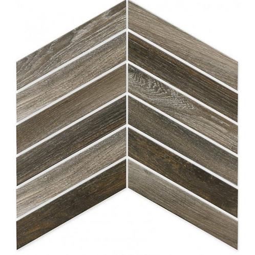 Arrow Dark 8cm x 40cm Wall & Floor Tile