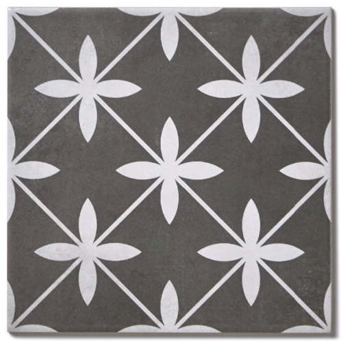 Laurent Wicker Dove Grey 18.6cm X 18.6cm