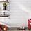 Thumbnail: In Metro Brick White Gloss 10cm x 20cm Wall Tile