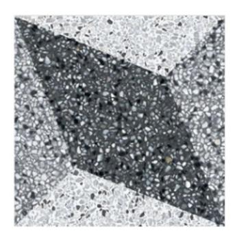 Micro Terrazo Illusion 20cm x 20cm