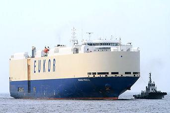 EUKOR logistics interliner