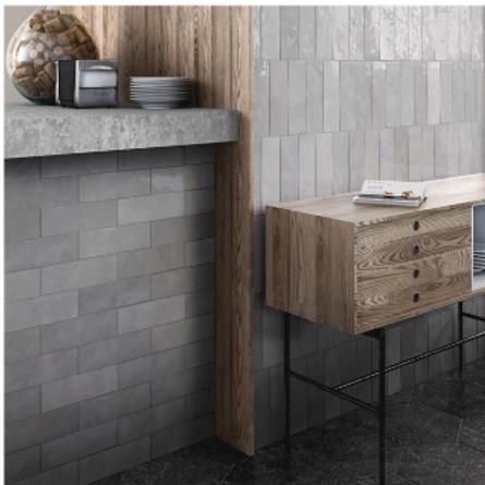Artesano Alabaster 6.5cm x 20cm Wall Tile