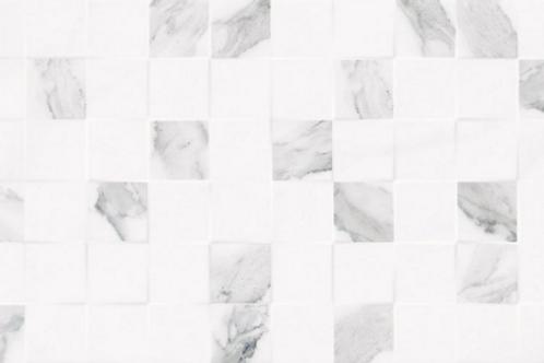 Pisa Cubik Gris Decor 25cm x 50cm Wall Tile