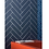 Thumbnail: Herringbone Denim Blue Matt 20.4cm x 28cm (4.5cm x 19.5cm) Wall & Floor Mosaic