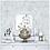 Thumbnail: Hexagon Calacatta Matt (9.5cm x 9.5cm) 25.6cm x 19.7cm Mosaic Tile