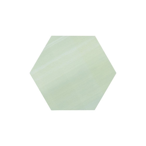 Lily Hex Base Hexagon Eden 22.8cm x 19.8cm Wall & Floor Tile