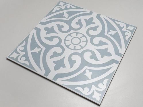 Devonstone Seaspray Feature 33cm x 33cm Floor Tile