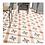 Thumbnail: Vintage Arrow 20cm x 20cm Wall & Floor Tile