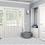 Thumbnail: Ledbury Slate Grey 45cm x 45cm Wall & Floor Tile