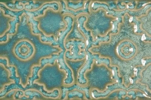 Zurbaran Esmeralda 11.2cm x 22.4cm Wall Tile