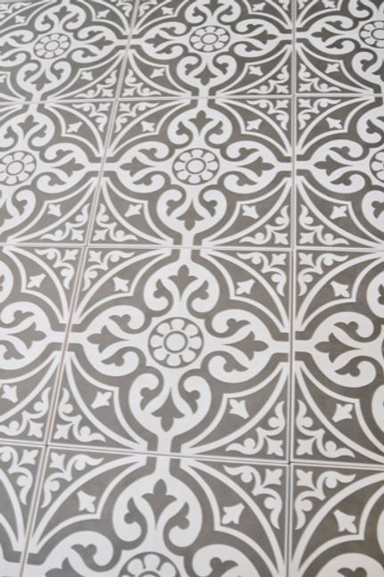Devonstone Feature Floor Porcelain Grey 331mm x 331mm x 7mm