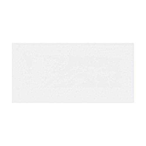 Seaspray White Plain 248mm x 498mm x 8mm