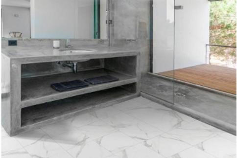 Pisa Gris 33cm x 33cm Wall & Floor Tile