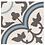 Thumbnail: Vintage Aliso Blue 20cm x 20cm Wall & Floor Tile