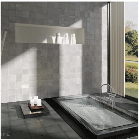 Artisan Alabaster 13.2cm x 13.2cm Wall Tile