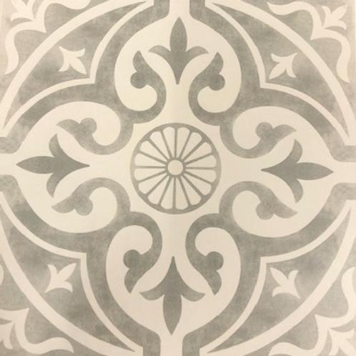 Devonstone Feature Floor Silver 331mm x 331mm x 7mm
