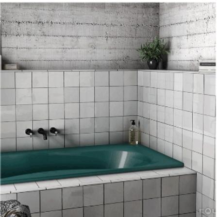 Artisan White 13.2cm x 13.2cm Wall Tile