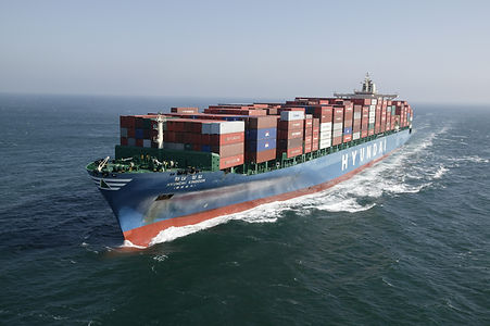 logistics interliner shipping container