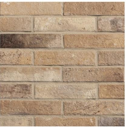Antico Cream Brick 6cm x 25cm Wall & Floor Tile