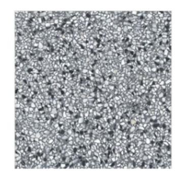 Micro Terrazo Grey 20cm x 20cm