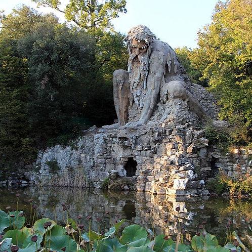 Simbologie Esoteriche nel Parco del Pratolino