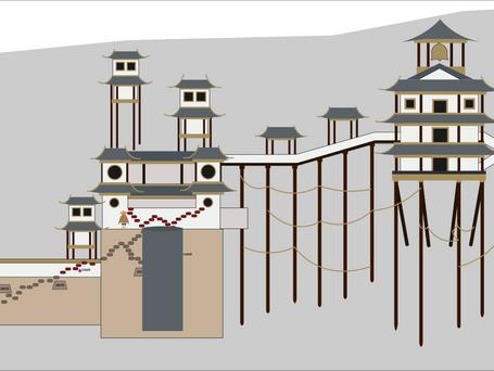 Level design sketch