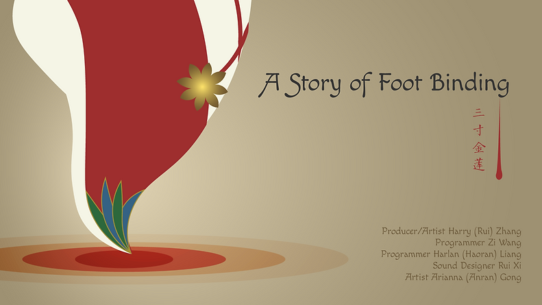 A Story of Foot Binding