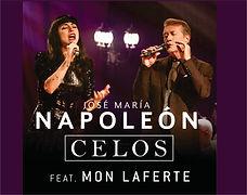 Celos, versión Napoléon ft. Mon Laferte, disponible en midi y karaoke